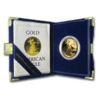 1oz proof Gold American Eagle Gold IRA