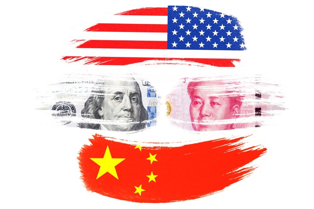 China vs. the Dollar – Round 1